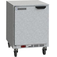 Beverage-Air UCF24AHC-24 24 inch Undercounter Freezer with Left Hinged Door