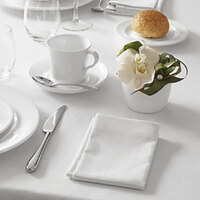 Chef & Sommelier FN030 Infinity 8.5 oz. White Bone China Bouillon by Arc Cardinal - 24/Case