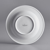 Chef & Sommelier FN008 Infinity 13 oz. White Bone China Soup / Pasta Bowl by Arc Cardinal - 12/Case