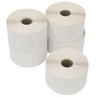 Sammic 1140566 Thermal Label Roll - 4/Pack