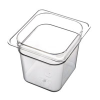 Nor-Lake 000672 1/6 Plastic Tray