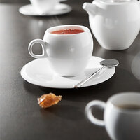 Chef & Sommelier L9606 Nectar 11.75 oz. Bone China Coffee Cup by Arc Cardinal - 24/Case