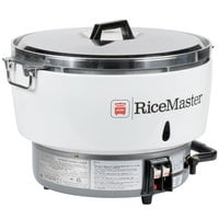 Town RM-55P-R Liquid Propane 110 Cup (55 Cup Raw) Gas Rice Cooker and Warmer