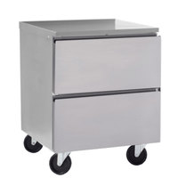 Delfield GUF32P-D 32 inch Undercounter Freezer with Two Drawers