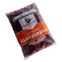 5 lb. IQF Whole Cultivated Blueberries - 2/Case