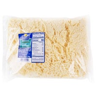Great Lakes Shredded Mozzarella and Provolone Cheese Blend 5 lb. Bag - 4/Case