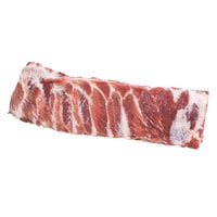 2.75 lb. St. Louis Pork Ribs - 10/Case