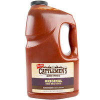 Cattlemen's 1 Gallon Original Base Barbecue Sauce   - 4/Case