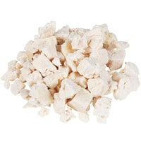 Garimark Foods 5 lb. Bag of 1/2 inch Diced Fully Cooked White Meat Chicken - 2/Case