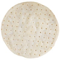 Philly Crust Company 12 inch Preformed Docked Pizza Crust - 24/Case