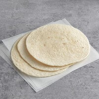 Father Sam's Bakery 12-Count 6 inch Flour Tortilla Wraps - 24/Case