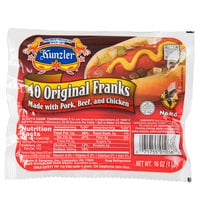 Kunzler Original Franks - 12 lb.