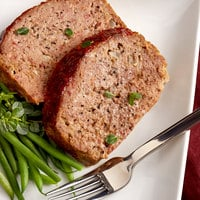 Warrington Farm Meats 5 lb. Frozen Ground Beef 80% Lean 20% Fat
