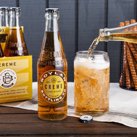 Boylan Bottling Co. 12 fl. oz. Creme Soda 4-Pack - 6/Case