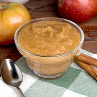 Kime's 25 oz. Sweetened Cinnamon Applesauce - 12/Case