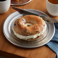 Original Bagel 4.5 oz. New York Style Blueberry Bagel - 75/Case