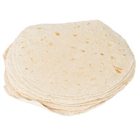 Tyson Mexican Original 12-Count 12 inch Honey Wheat Flour Tortilla Wraps - 6/Case