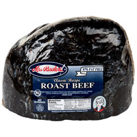 Mrs. Ressler's 7.5 lb. Top Round Medium Cooked Roast Beef