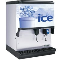 Servend 2704811 S150 Countertop Ice and Water Dispenser - 150 lb. Ice Storage Capacity