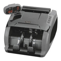 Steelmaster 2004800C8 4800 Series Charcoal Gray 1080 Bill/Min. Currency Counter
