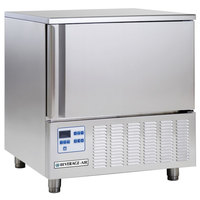 Beverage-Air BF051AG 31 inch CounterChill Stainless Steel Countertop Blast Chiller/Freezer