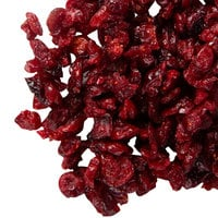 Fresh Gourmet Infused Dried Cranberries 5 lb. Case