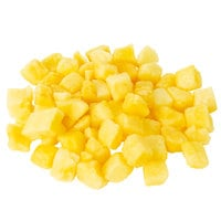 22 lb. IQF Frozen Diced Pineapple