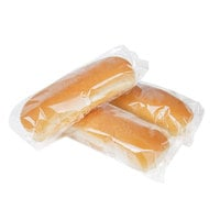 Gonnella Baking Company 5 1/2 inch Individually Wrapped Hot Dog Bun - 56/Case