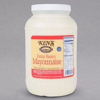 Ken's Foods 1 Gallon Extra Heavy Mayonnaise - 4/Case