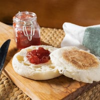 Thomas' 8-Count 4 inch Sandwich Size English Muffins - 6/Case