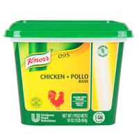 Knorr 095 1 lb. Chicken Base - 12/Case
