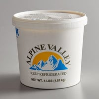 4 lb. Tub Garlic Spread - 6/Case