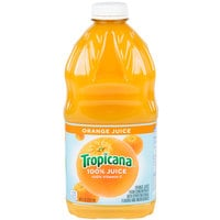 Tropicana 64 fl. oz. 100% Orange Juice - 6/Case