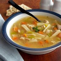 Chef Francisco 4 lb. Condensed Old Fashioned Chicken Noodle Soup - 4/Case