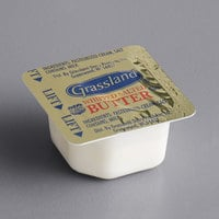 Grassland 5 Gram Whipped Salted Butter Portion Cups - 720/Case