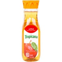 Tropicana 12 oz. Orchard Style Apple Juice - 12/Case