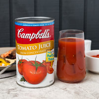 Campbell's 46 fl. oz. Tall Tomato Juice - 12/Case