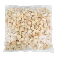 McCain 5 lb. Signature 3/4 inch Skin-On Diced Hash Brown Cubes - 6/Case