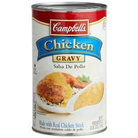 Campbell's 50 oz. Chicken Gravy - 12/Case