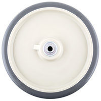 Cambro 41020 Equivalent 10 inch Beige Wheel for ICS175LB and IC175 Ice Bins, DC575, DC700 DC825, DC1225, and ADCS Dish Caddies, and CMB1826 Combo Carts
