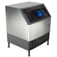 Manitowoc URF0310A NEO 30 inch Air Cooled Undercounter Regular Cube Ice Machine with 119 lb. Bin - 115V, 278 lb.
