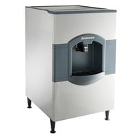 Scotsman HD30B-1 iceValet 30 inch Wide Hotel Ice Dispenser 180 lb. Capacity - 120V