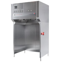 Wells WVU-48 Universal 50 inch Ventless Hood System for Multiple Appliances - 208/240V