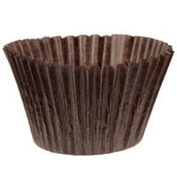 2 inch x 1 3/4 inch Glassine Baking / Candy Cups   - 500/Pack