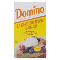 Domino 1 lb. Light Brown Sugar