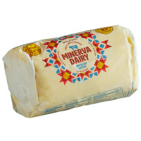 Minerva Dairy 2 lb. Unsalted Authentic Amish Roll Butter - 6/Case