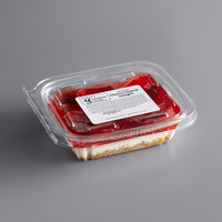Fisher's Homestyle Salads 6 oz. Cherry Cheese Delight - 8/Case