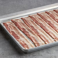 Hormel 15 lb. Applewood 13-17 Count Smoked Sliced Bacon