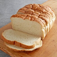 Wholesome Harvest White Panini Bread Loaf - 10/Case