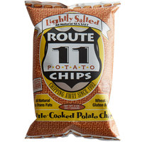 Route 11 Chips 2 oz. Lightly Salted Potato Chips   - 30/Case